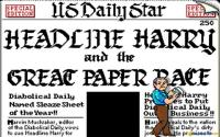 Headline Harry and The Great Paper Race download