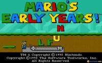 Mario's Early Years: Fun With Letters download