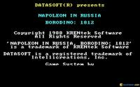 Napoleon In Russia: Borodino 1812 download