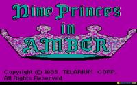 Nine Princes in Amber download