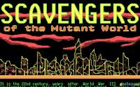 Scavengers of the Mutant World download
