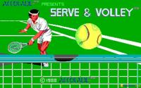 Serve & Volley download