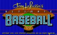 Tony La Russa's Ultimate Baseball download