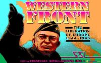 Western Front: The Liberation of Europe 1944-1945 download