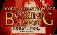 World Championship Boxing Manager download