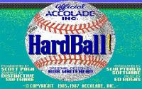 Hardball! download