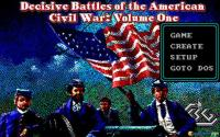 Decisive Battles of American Civil War Vol. 1 download