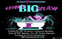 Ernie's Big Splash download