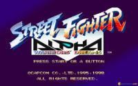 Street Fighter Alpha download