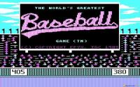 The World's Greatest Baseball Game download