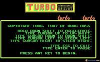 Turbo Car download