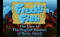 Freddi Fish 4: The Case of the Hogfish Rustlers of Briny Gulch download