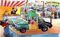 Gary Gadget: Building Cars download