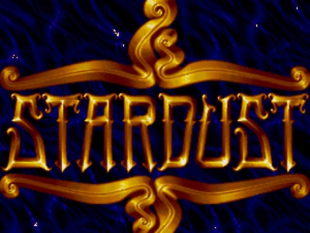 Stardust - title cover