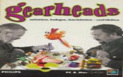 Gearheads - title cover