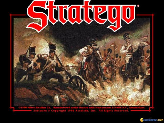 Stratego - title cover