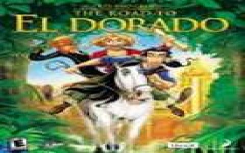 Gold and Glory: The Road to El Dorado - title cover