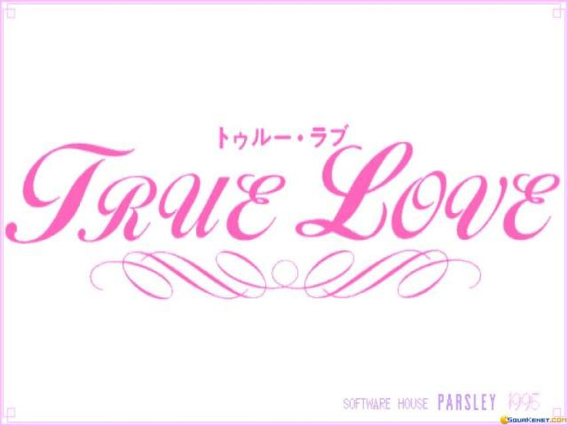 True Love - title cover