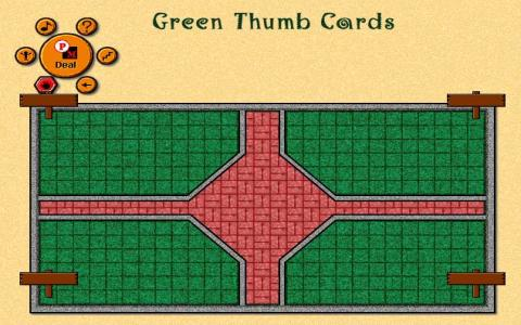 Green Thumb Cards - title cover