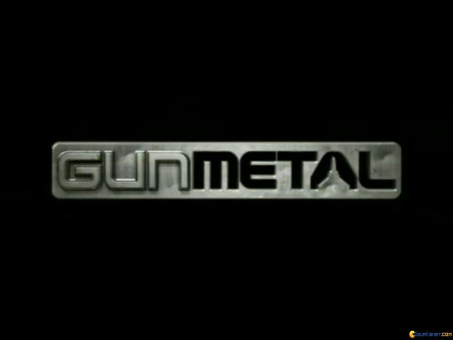 Gun Metal - title cover