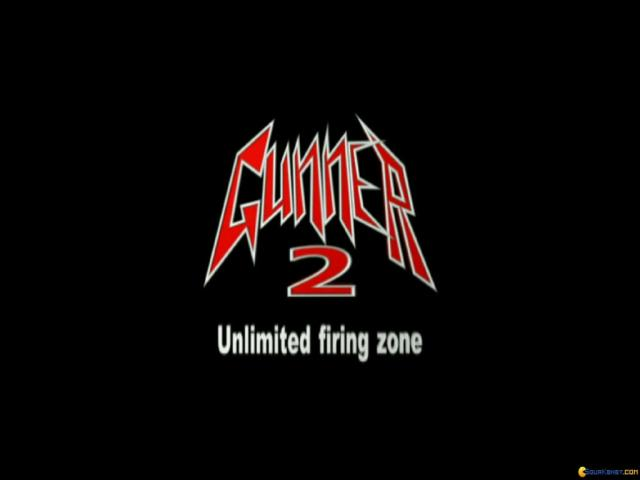 Gunner 2 - title cover