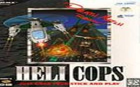 Helicops - game cover