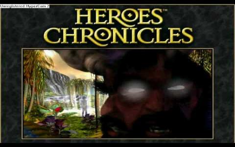 Heroes Chronicles: Conquest of the Underworld - game cover