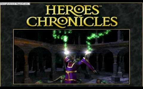 Heroes Chronicles: Masters of the Elements - title cover