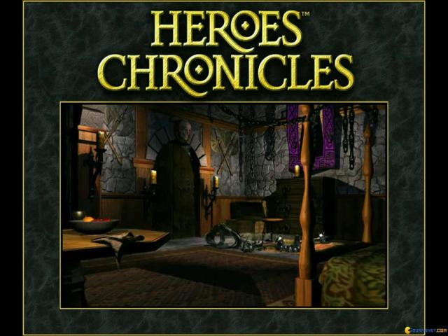 Heroes Chronicles: The Final Chapters - title cover