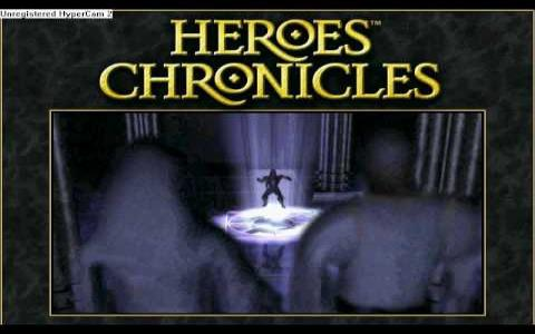 Heroes Chronicles: Warlords of the Wastelands - title cover