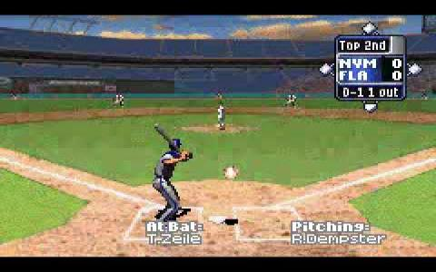 High Heat Major League Baseball 2002 - title cover