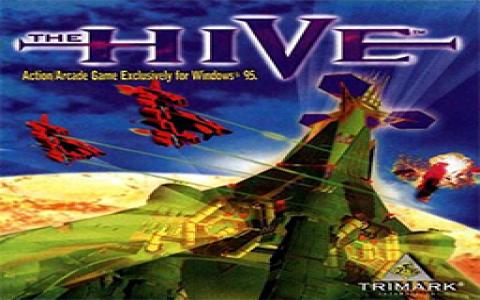 The Hive - title cover