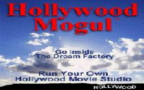 Hollywood Mogul - title cover