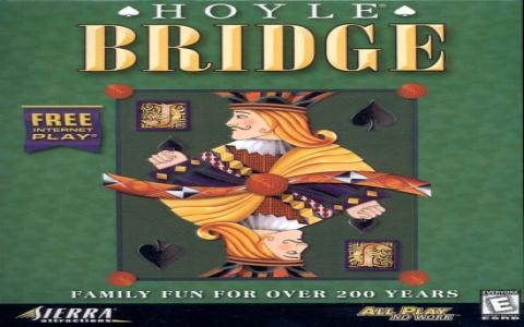 Hoyle Bridge - game cover