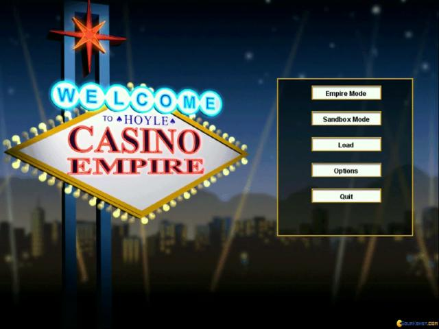 Hoyle Casino Empire - game cover