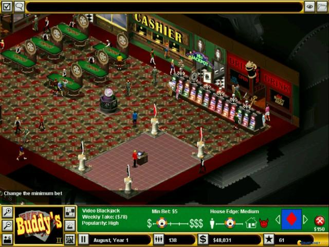 Play the best online casino slots and casino games at