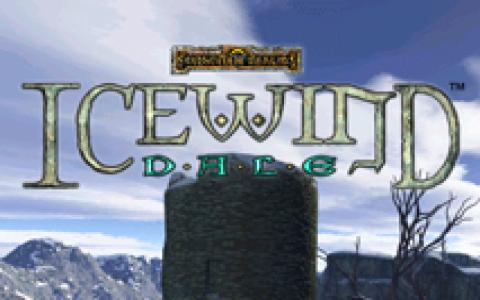Icewind Dale - title cover