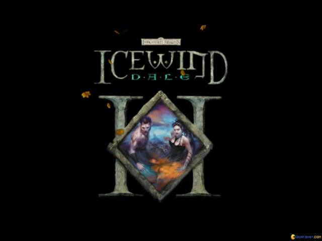 Icewind Dale II - game cover