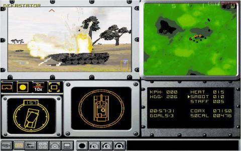iM1A2 Abrams - game cover