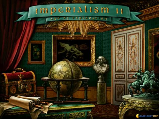 Imperialism II: The Age of Exploration - game cover
