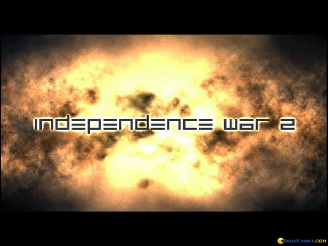 Independence War 2: Edge Of Chaos - title cover