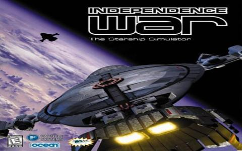 Independence War: The Starship Simulator - title cover
