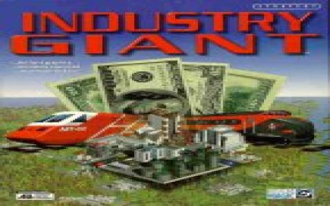 Industry Giant - title cover