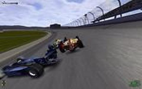 IndyCar Series - game cover