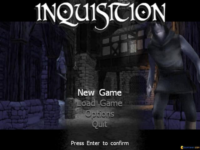 Inquisition - title cover