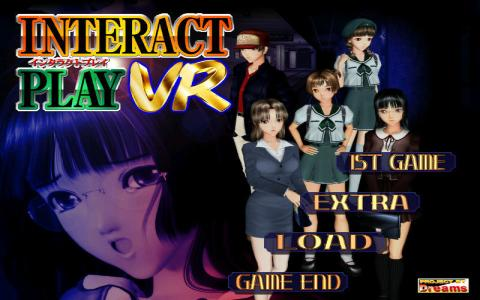 Interact Play VR - title cover