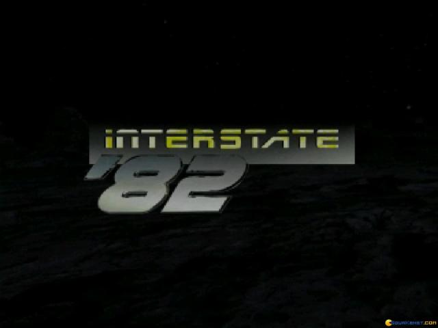Interstate '82 - game cover