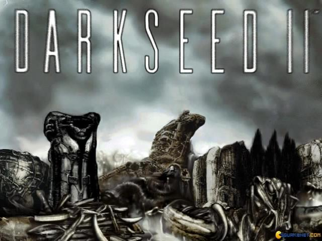 Darkseed 2 - game cover
