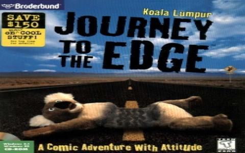 Koala Lumpur: Journey to the Edge - title cover
