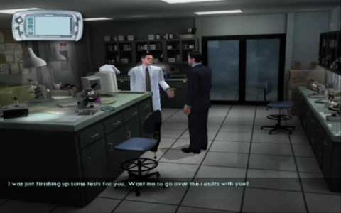 Law & Order: Criminal Intent - game cover